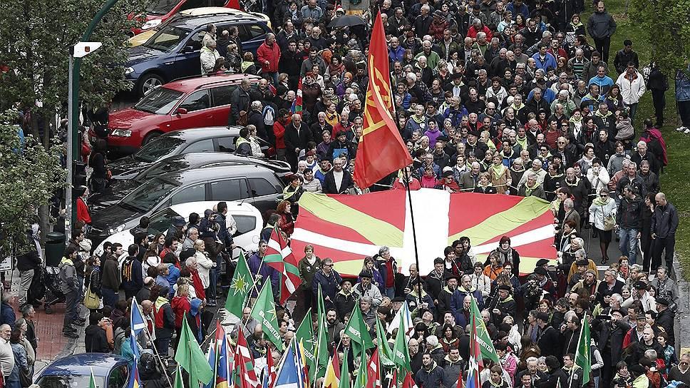 Баскские националисты решили пойти к независимости обходным путем