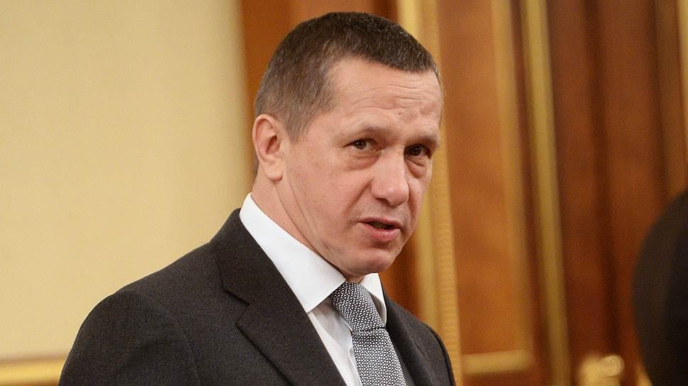 Полномочный представитель президента России в Дальневосточном федеральном округе Юрий Трутнев