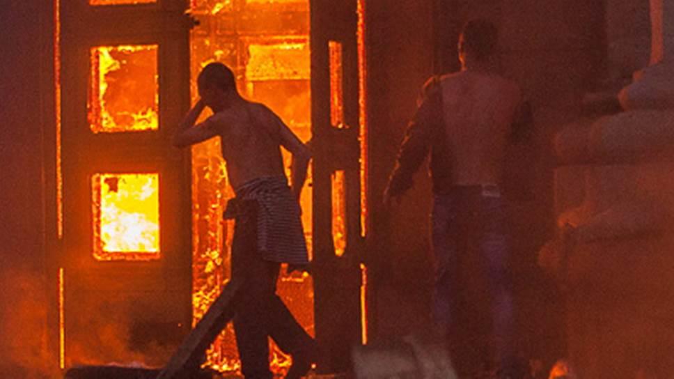 Одесса потрясена трагедией 2 мая