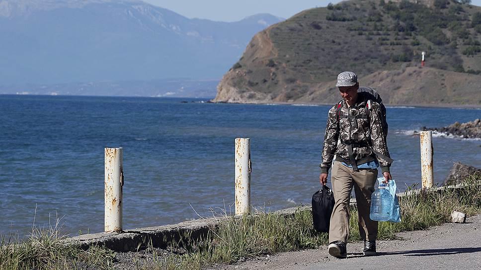 Китайцы войдут в Крым по мосту