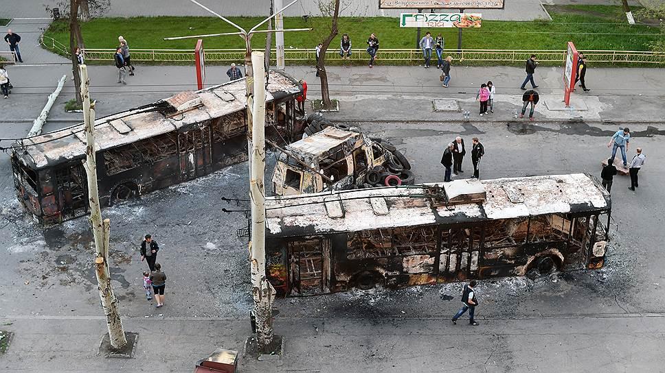 Отряды «самообороны» заявили о провале спецоперации Киева