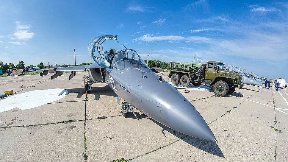 Как сирийские Як-130 включили в план