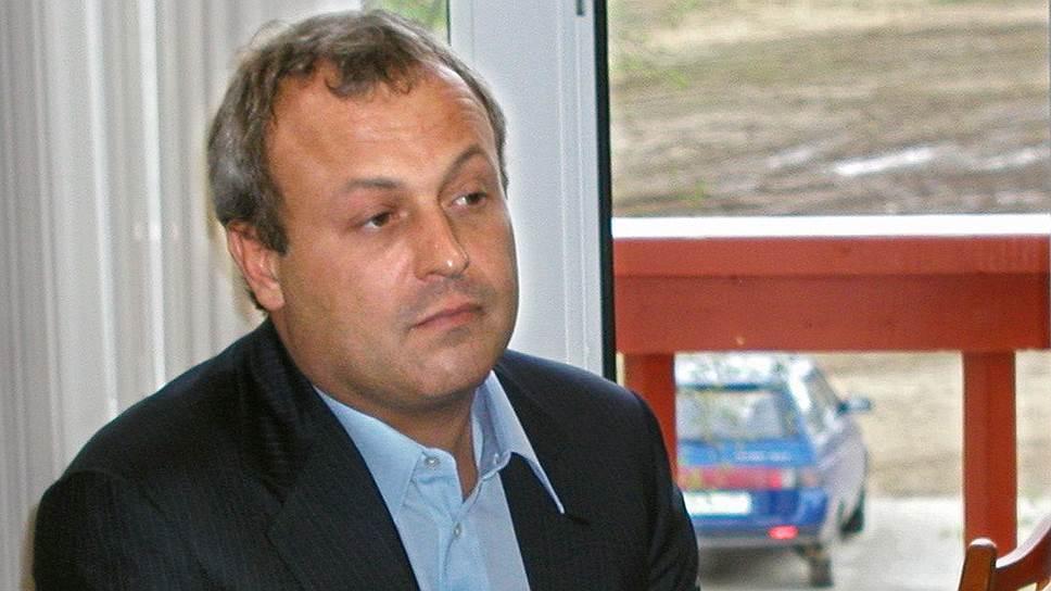 Следствие планирует обратиться в Басманный суд с ходатайством об аресте Александра Сабадаша