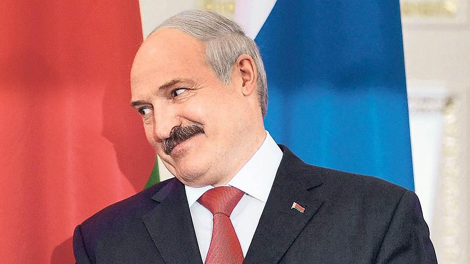Президент Белоруссии Александр Лукашенко снял союзные вопросы на десятилетия вперед