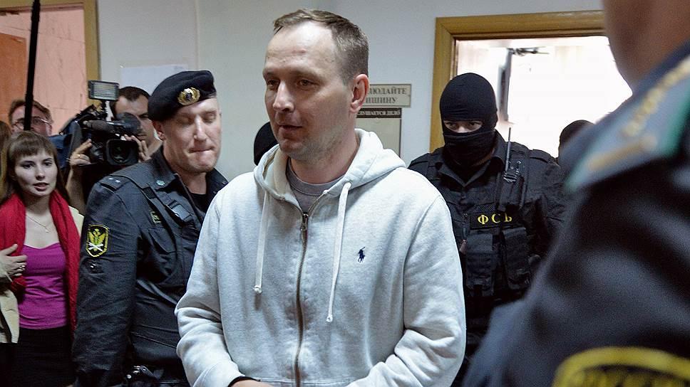 Денис Сугробов не счел убедительными доводы следствия и прокуратуры в пользу своего ареста
