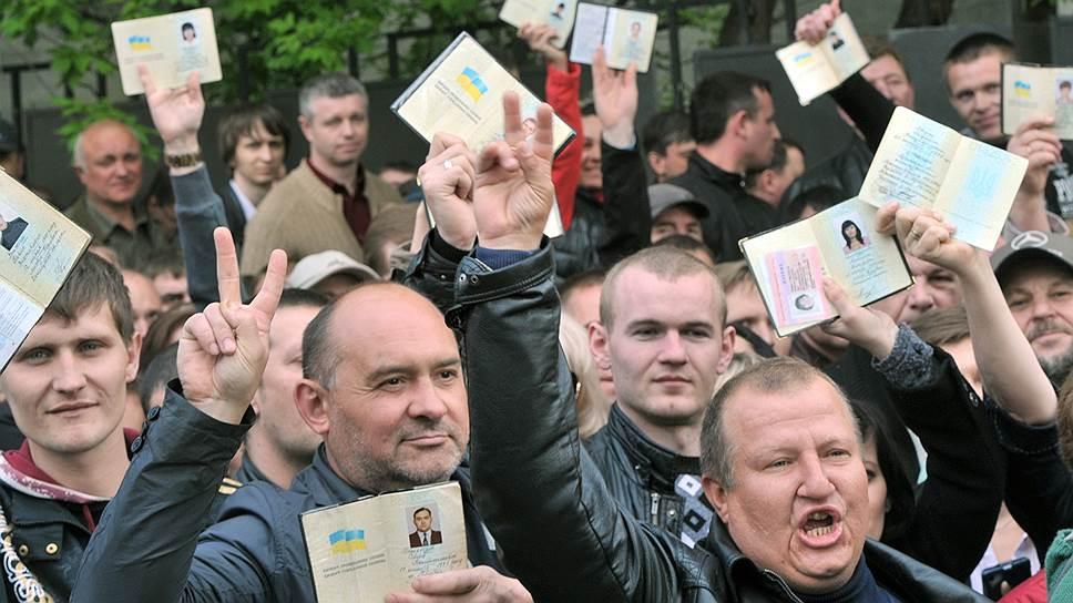 Как референдуму выделили участок в Москве