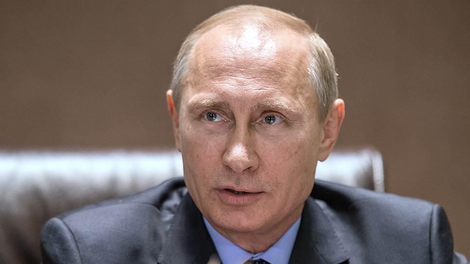 Как Владимир Путин провел перегруппировку подчиненных