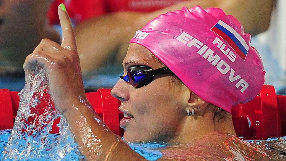 Как допинг нашли в плавании