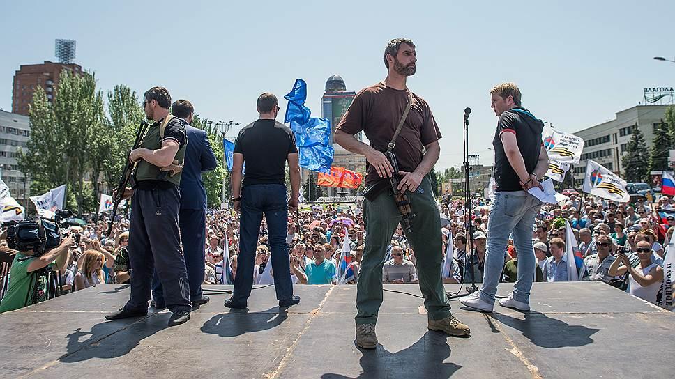 «Донецкой народной республике» не хватает мужчин