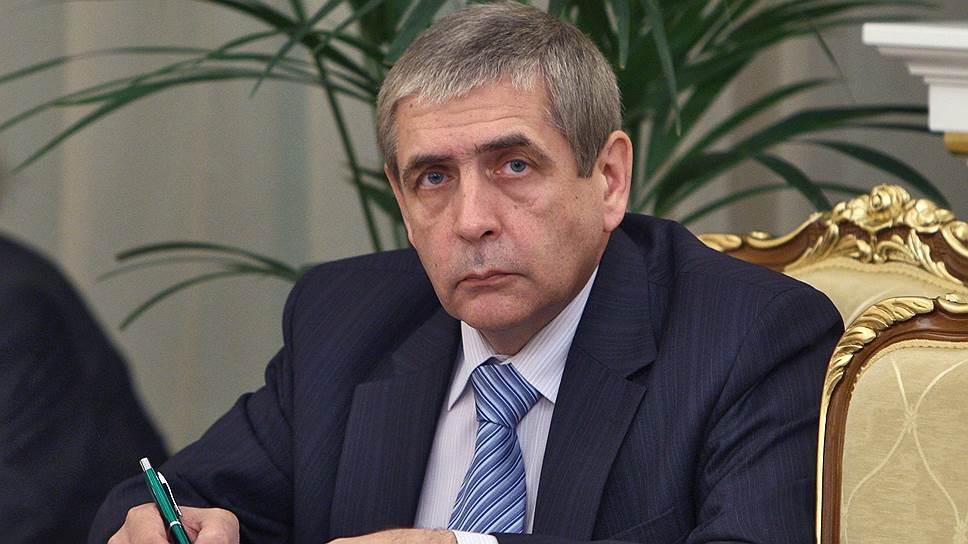 Заместитель министра финансов России Сергей Шаталов