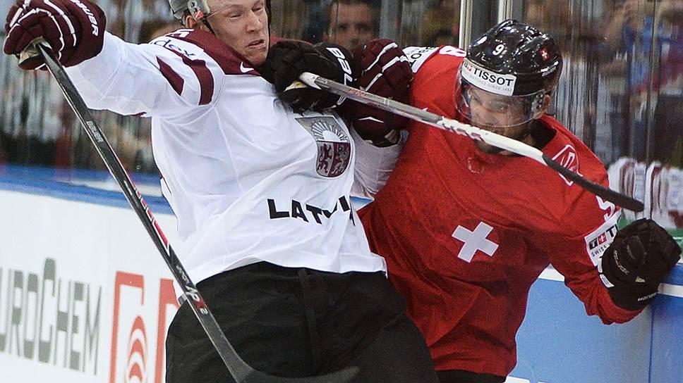 Как сборная Швейцарии спасла финнов