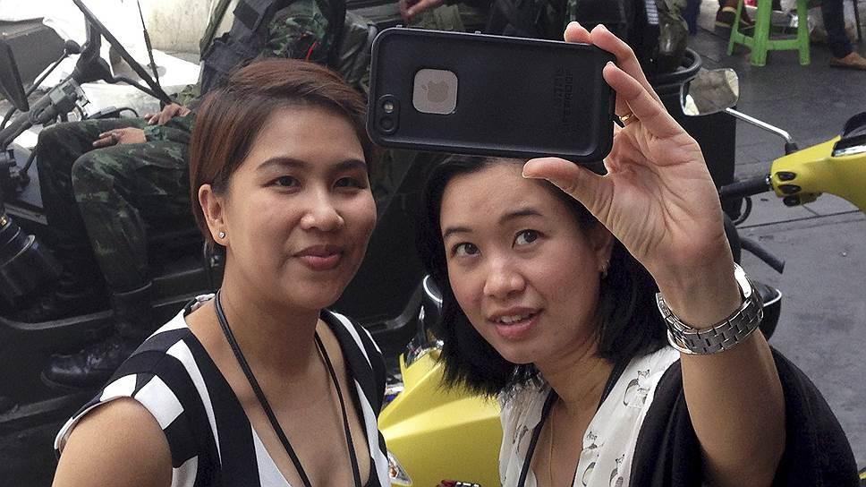 Жителей Таиланда введение в стране военного положения не испугало