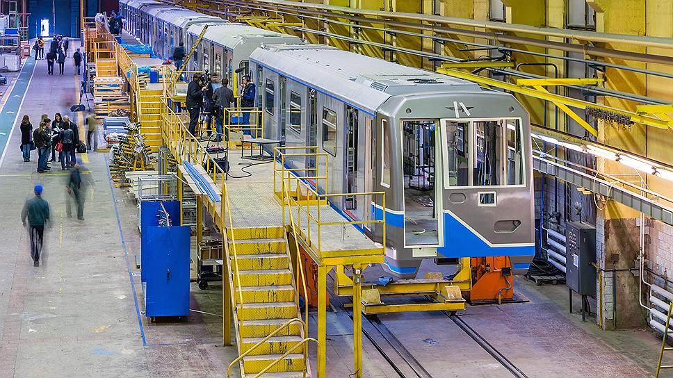 Как из московского метро высаживают иностранцев