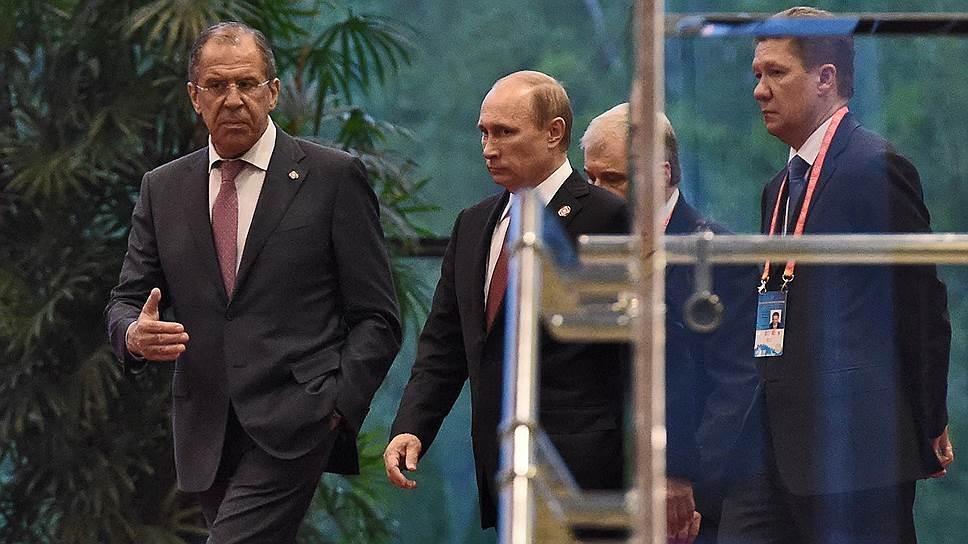 «Газпром» подтянул Китай к Европе