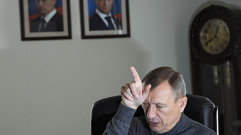 Губернатор Брянской области Николай Денин