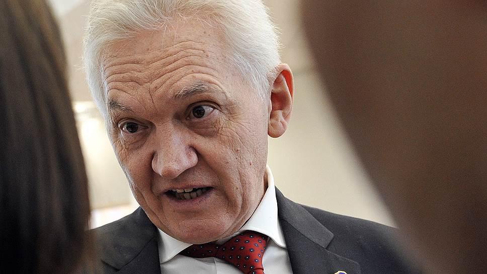 Как Геннадий Тимченко поделился углем