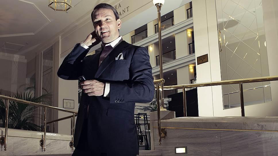 """Совладелец компании """"Юлмарт"""" Дмитрий Костыгин"""