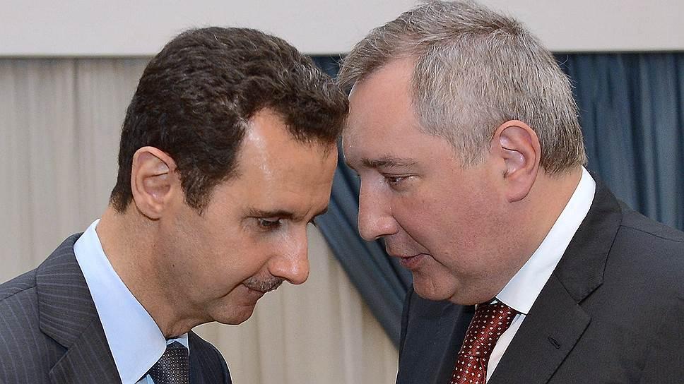 «Башар Асад по-прежнему уверен в себе»