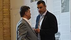 С Петром Порошенко разговор долгий