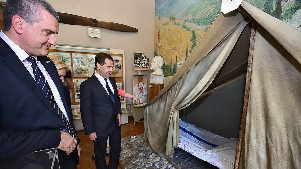 Сколько регионы потратят на десткий отдых в Крыму