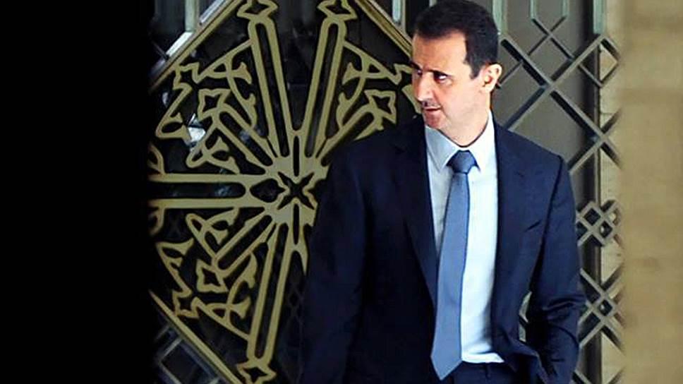 Вопрос о выделении финансовой помощи Дамаску был решен в Москве как раз накануне выборов президента Сирии, участие в которых принимает Башар Асад