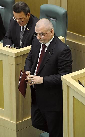 Андрей Клишас утверждает, что швейцарская недвижимость не мешает ему оставаться патриотом