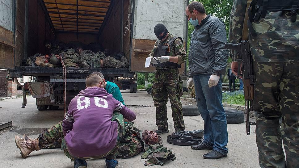 Как Донецк перешел на предштурмовое положение