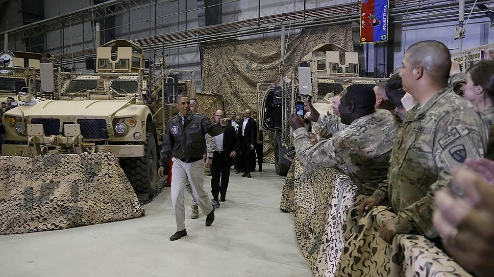 США задержатся в Афганистане