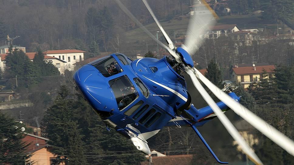 Вертолет AW139 компании Agusta Westland