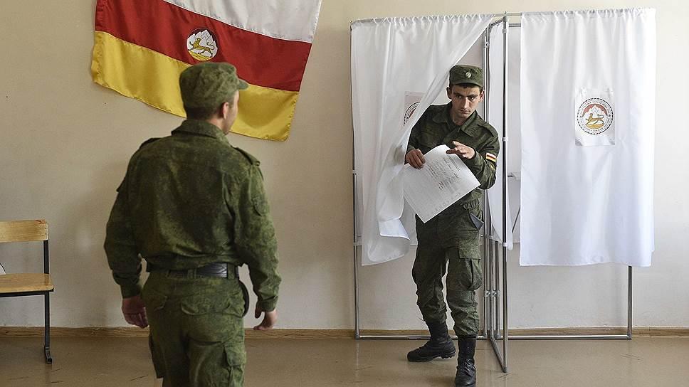В Южной Осетии многие надеются, что по итогам выборов республика сделает шаг в сторону России