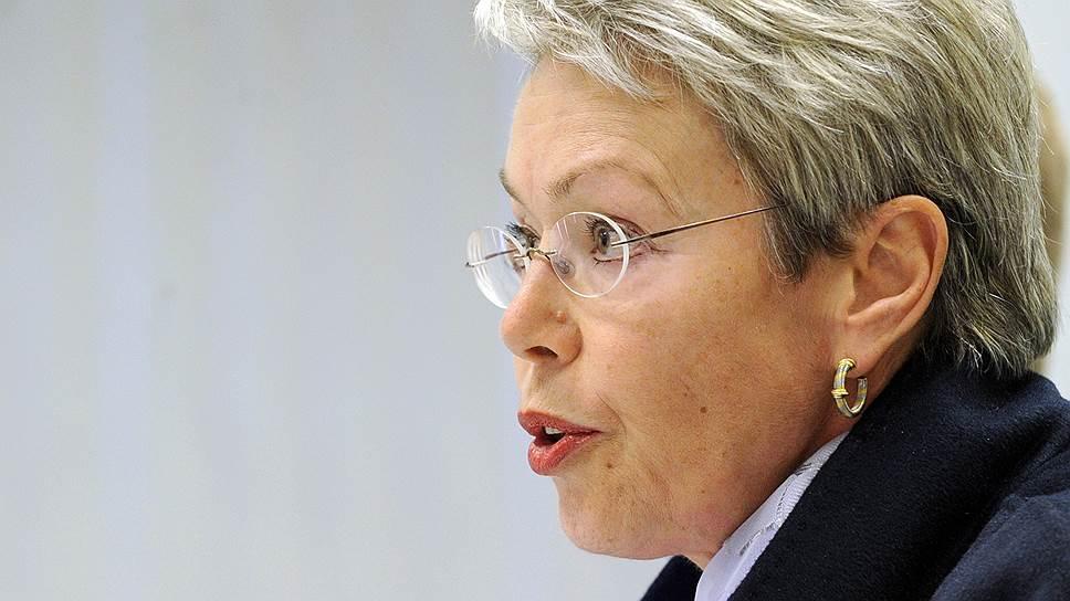Спецпредставитель ОБСЕ по Украине Хайди Тальявини