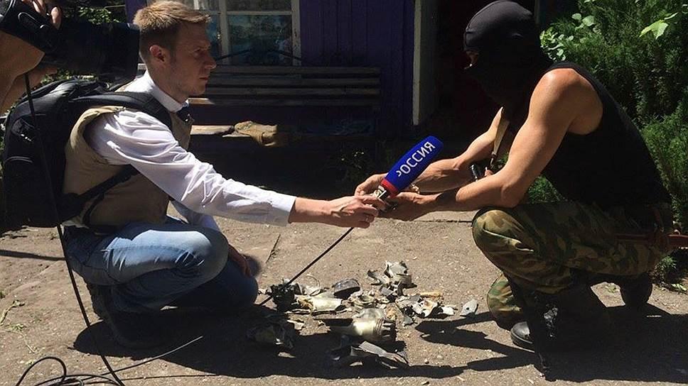 Работа на юго-востоке Украины оказалась первой и последней командировкой Игоря Корнелюка в горячую точку