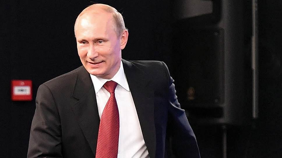 Как Владимира Путина примерили на 2018 год