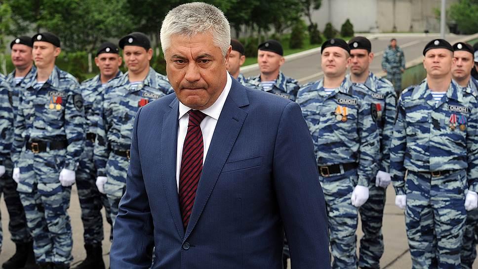 Министр внутренних дел Владимир Колокольцев разработал план информационного подавления и дискредитации экстремистов