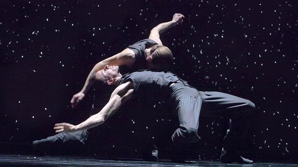 Редкие парижские гастроли Нидерландского  театра танцев подтвердили непререкаемый авторитет этой труппы в современном балете
