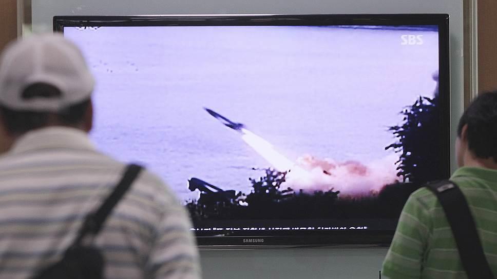 Корейский полуостров сбросил напряжение