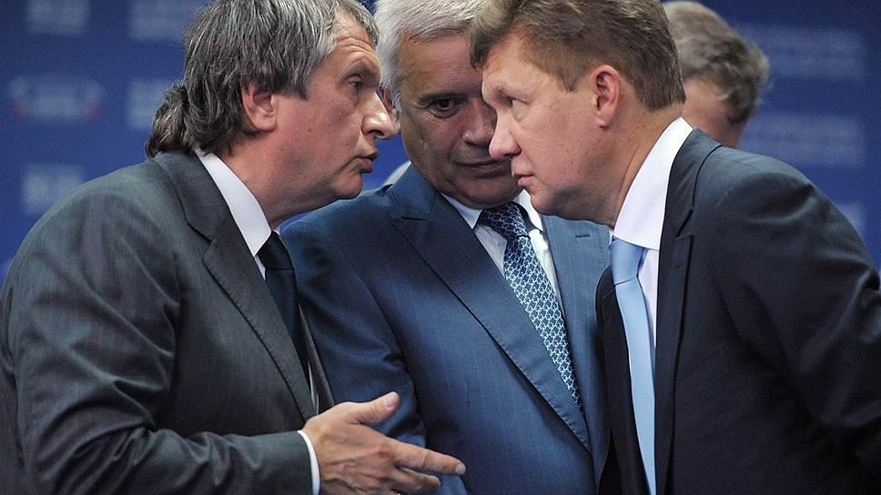 Как «Роснефть» требует доступ к «Силе Сибири»