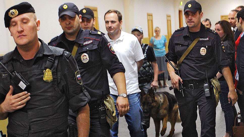 Почему по делу Дениса Сугробова не приняли суперзалог