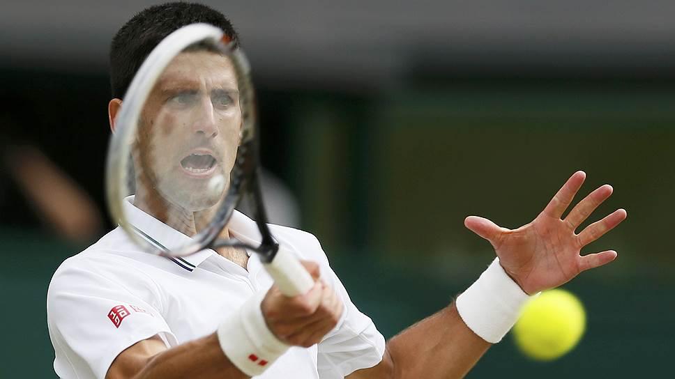 Новак Джокович во второй раз в карьере стал победителем Wimbledon