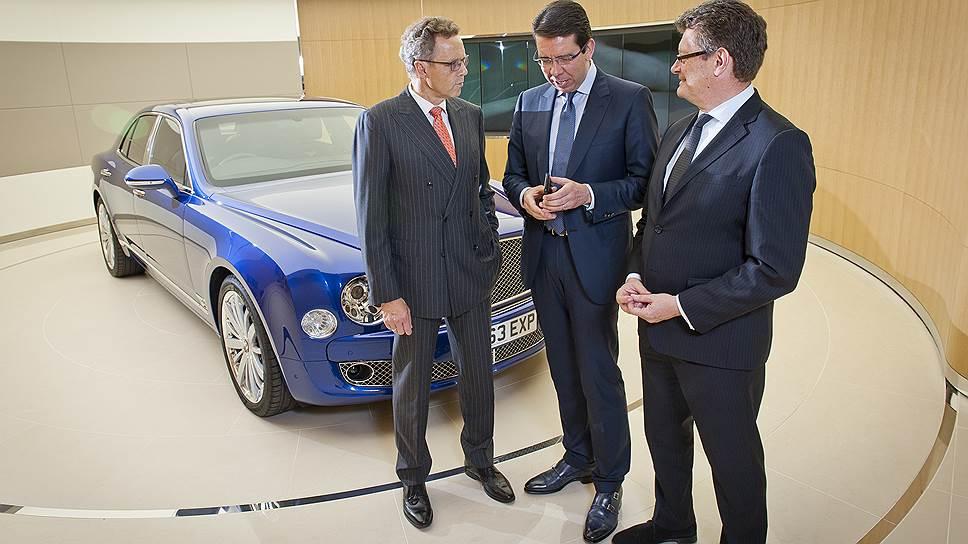 Vertu выпустит смартфон Bentley