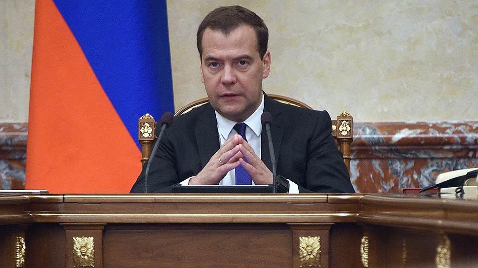 Премьер-министр Дмитрий Медведев вновь убедился: возможности госструктур в расходовании бюджета теоретически не ограничены