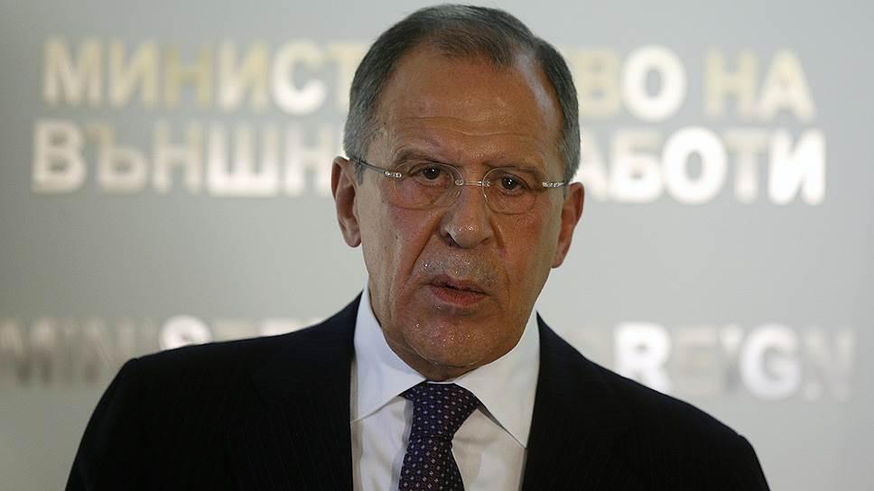 Как Сергей Лавров обсудил в Болгарии перспективы «Южного потока»