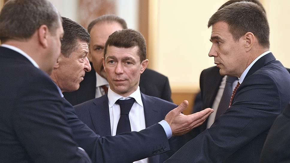 Крыму не хватает не денег, а времени