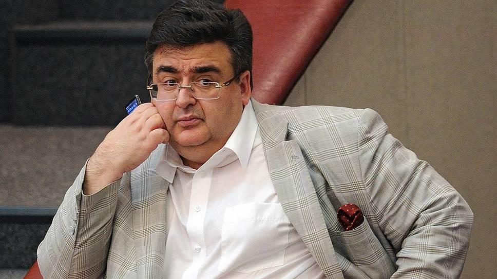 Почему Алексею Митрофанову добавили иск