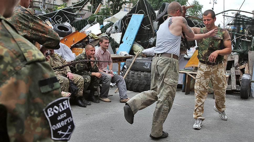 Почему Майдан объявили рассадником криминала
