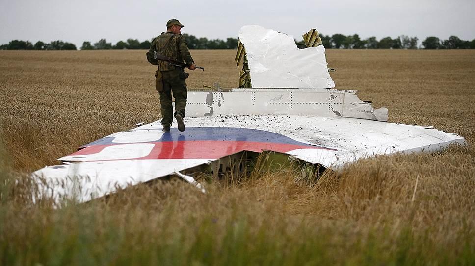Как над Украиной сбили пассажирский самолет