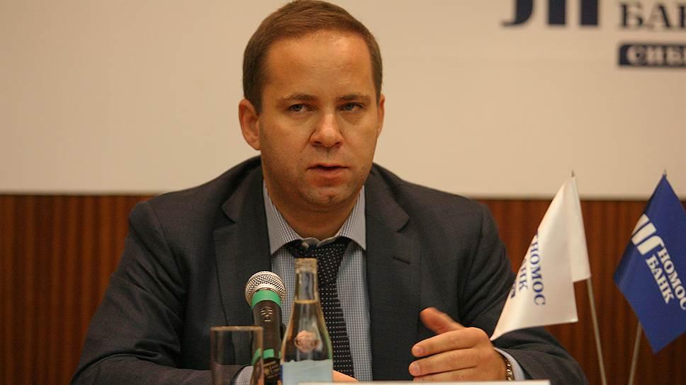 Первый заместитель гендиректора АСВ Валерий Мирошников