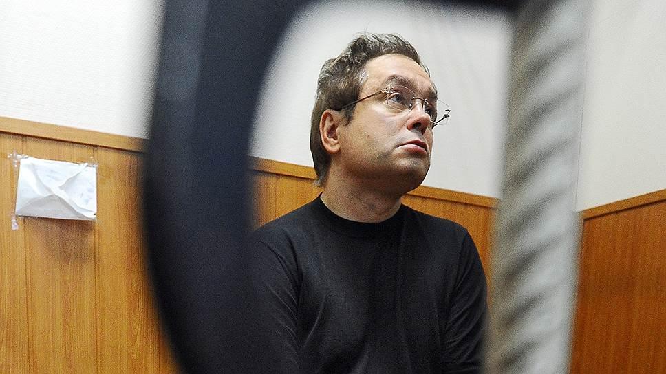 Бывший сенатор Глеб Фетисов