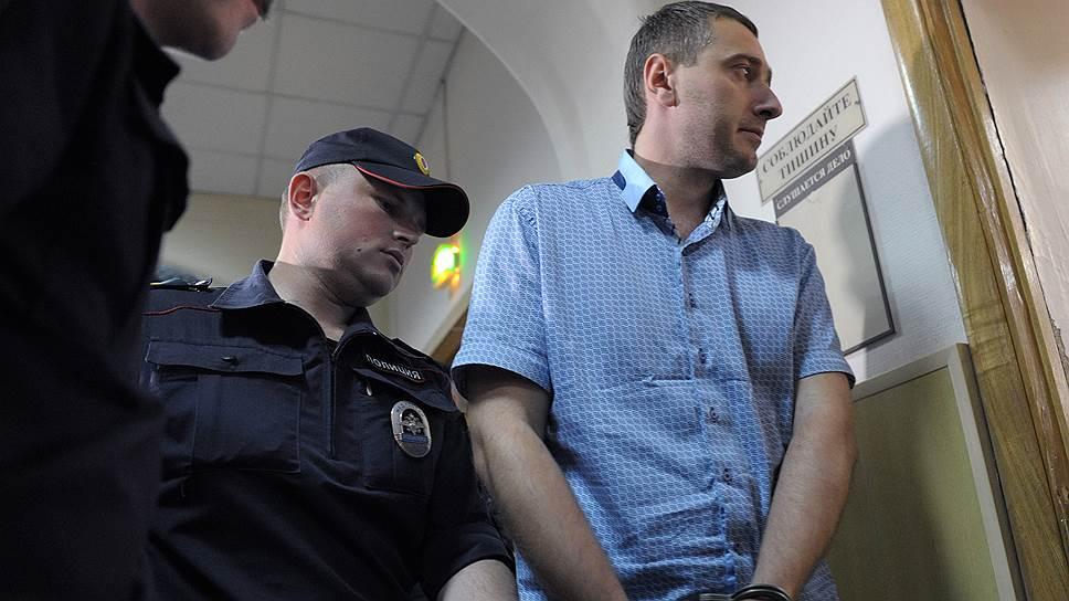 Алексей Трофимов проведет два месяца в СИЗО