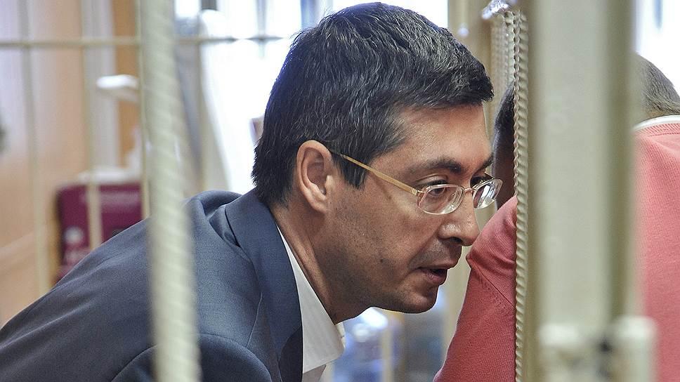 Бывший замглавы Минрегионразвития Роман Панов отвергает обвинения в хищении средств на подготовку к саммиту АТЭС